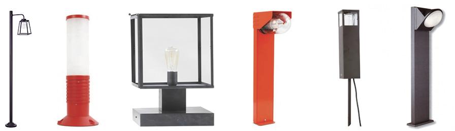 aussenbeleuchtung und gartenleuchten, moderne gartenleuchten für wege und garten - terraluce - terra lumi, Innenarchitektur