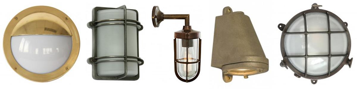 Ship Lights Maritime Lamps And Nautical Outdoor Lighting