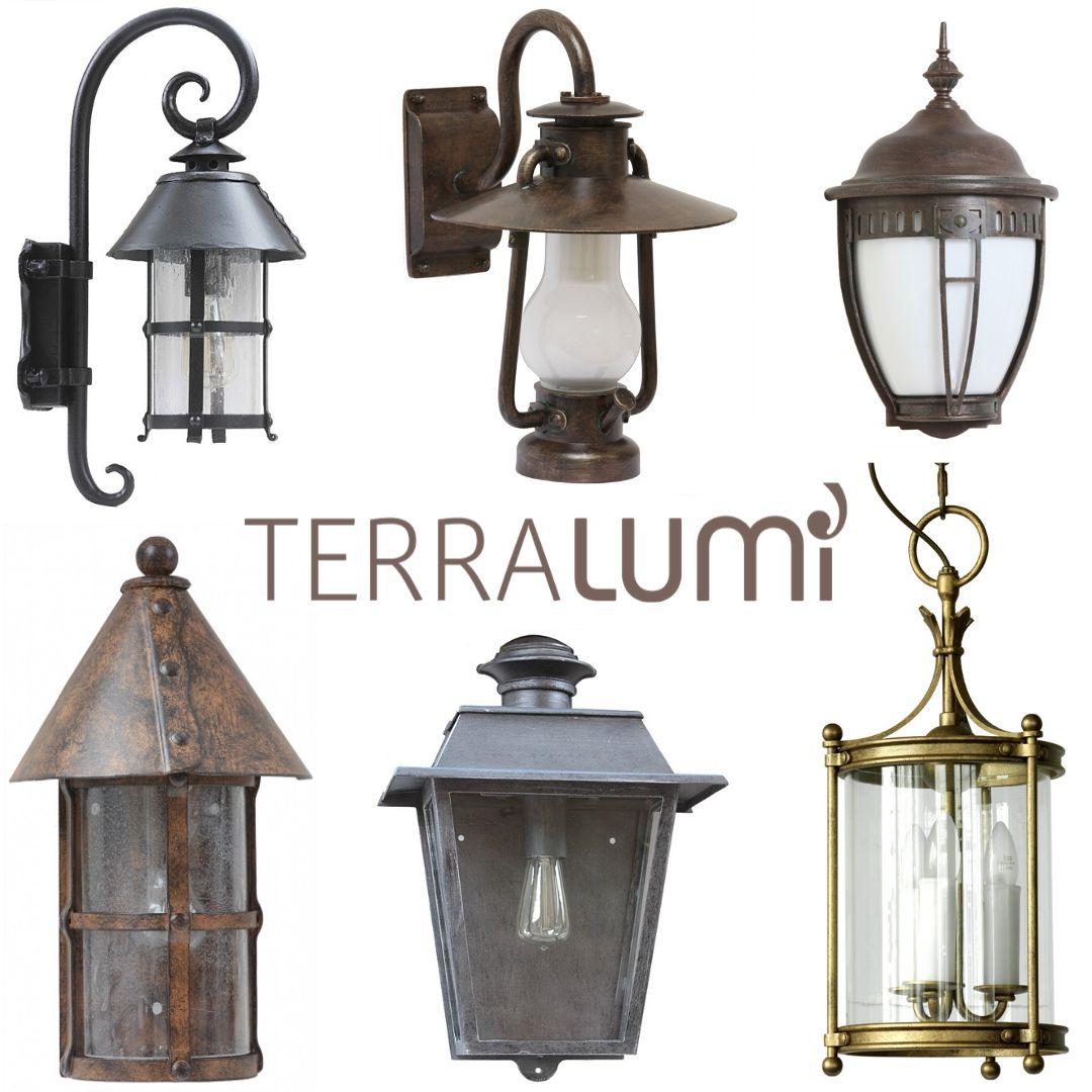 Rustikale Außenleuchten – klassische Beleuchtung