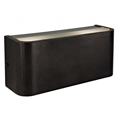 up and down wandstrahler aus messing vana xl terra lumi. Black Bedroom Furniture Sets. Home Design Ideas