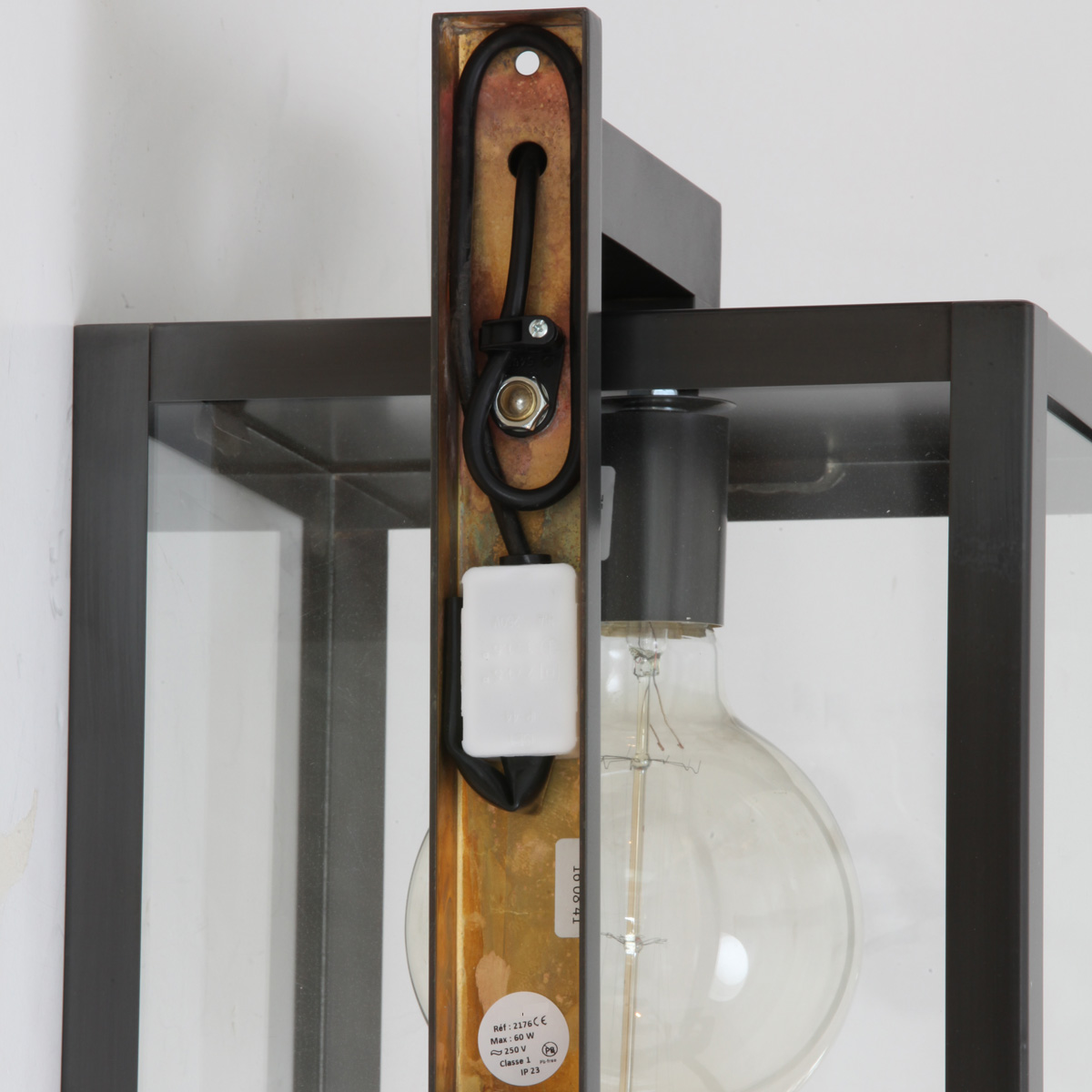 gro e art d co leuchte f r au en bellecour gm terra lumi. Black Bedroom Furniture Sets. Home Design Ideas