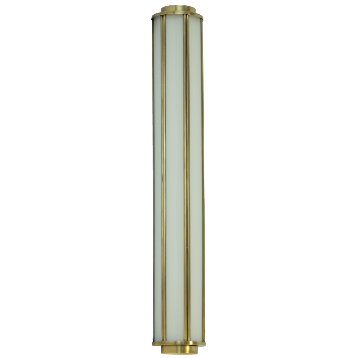 French art deco brass sconce balinea 60 terra lumi for Art deco exterior light fixtures