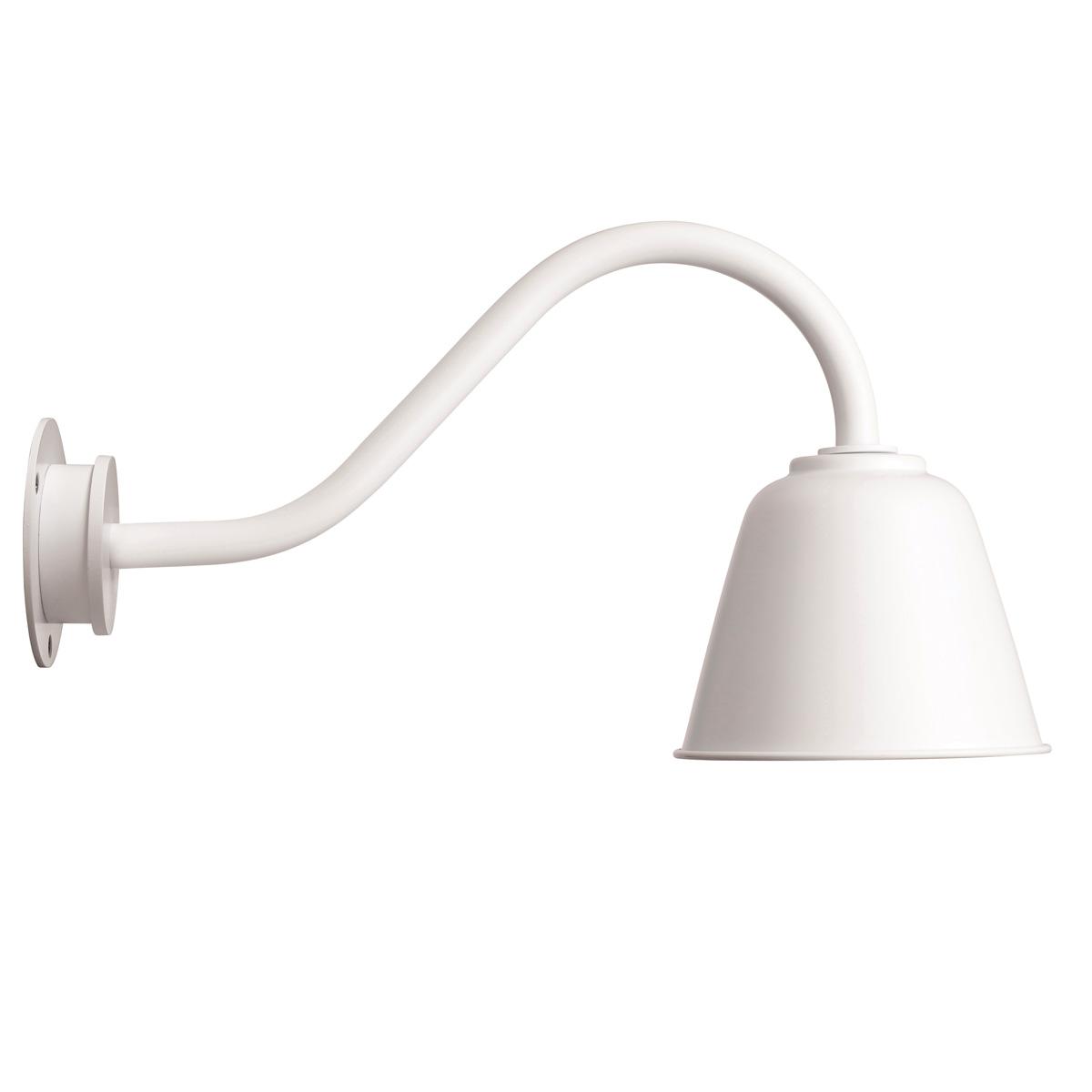 kleine d nische au enlampe aus aluminium bell terra lumi. Black Bedroom Furniture Sets. Home Design Ideas