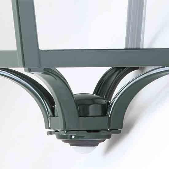 wandleuchte mit bewegungsmelder place des vosges 1 terra lumi. Black Bedroom Furniture Sets. Home Design Ideas