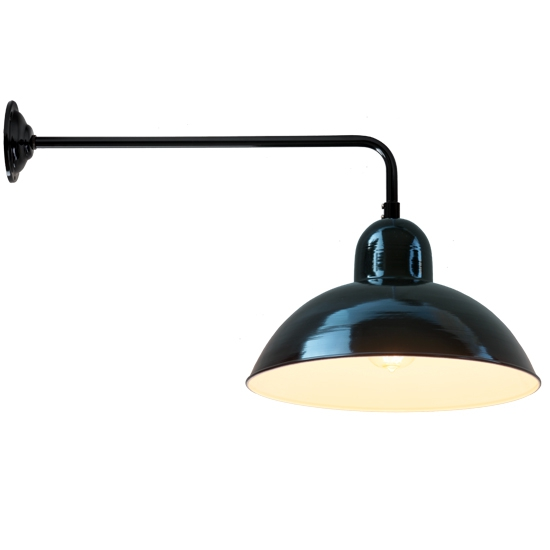 German Bauhaus Design Sconce Solingen RO 140 Patina - Terra Lumi