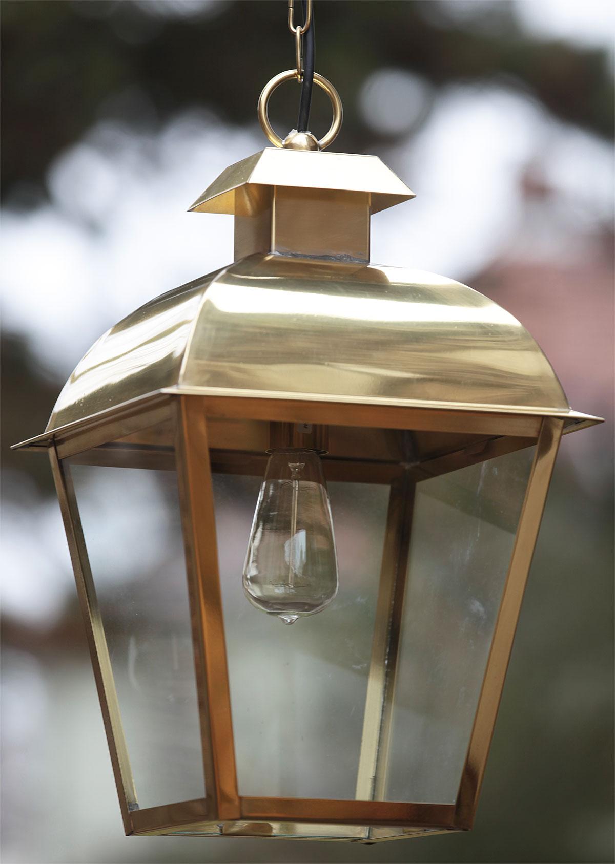 Outdoor Pendant Lantern Commander Gm