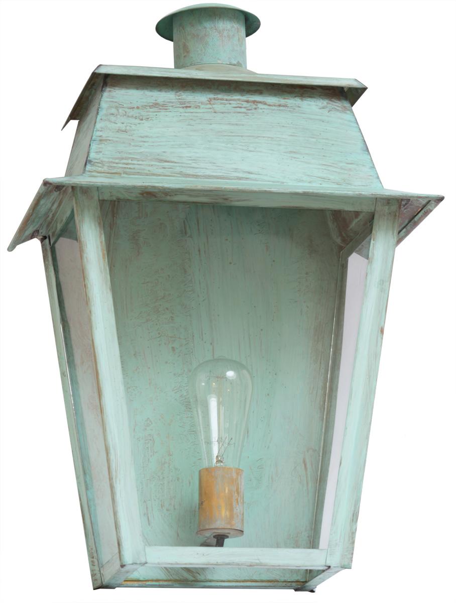Large Brass Or Zinc Outdoor Lantern Bordeaux Tgm Terra Lumi