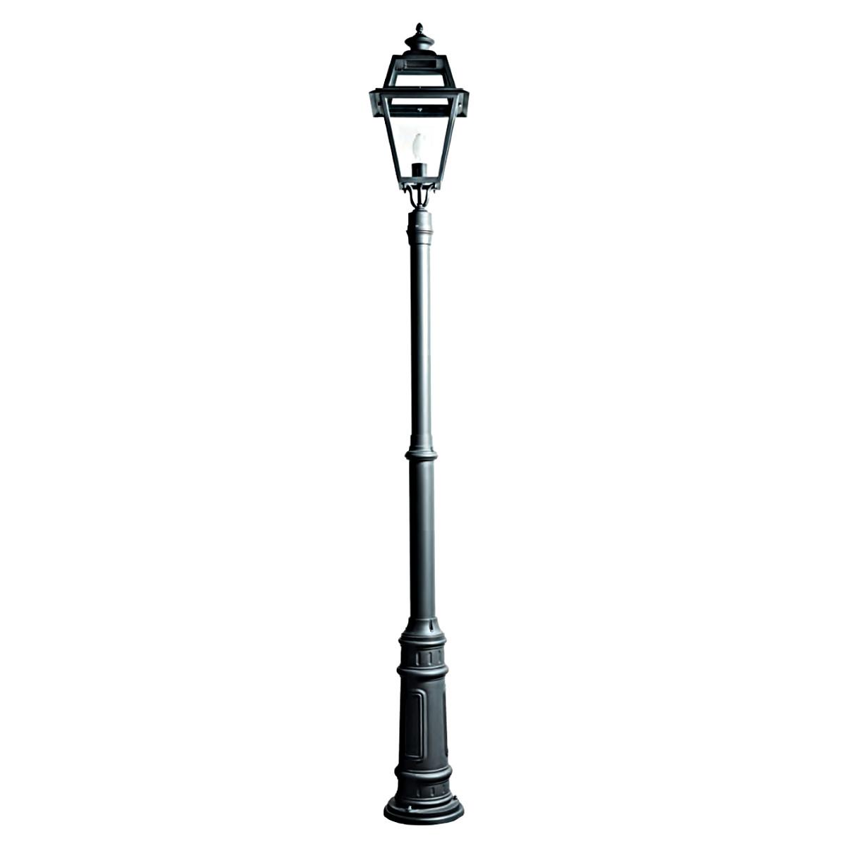 Historic Italian Lamp Post Terra Lumi
