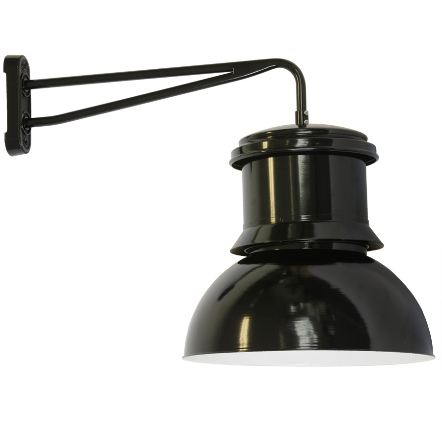 German Industrial Design Wall Lamp Jena W340 Terra Lumi