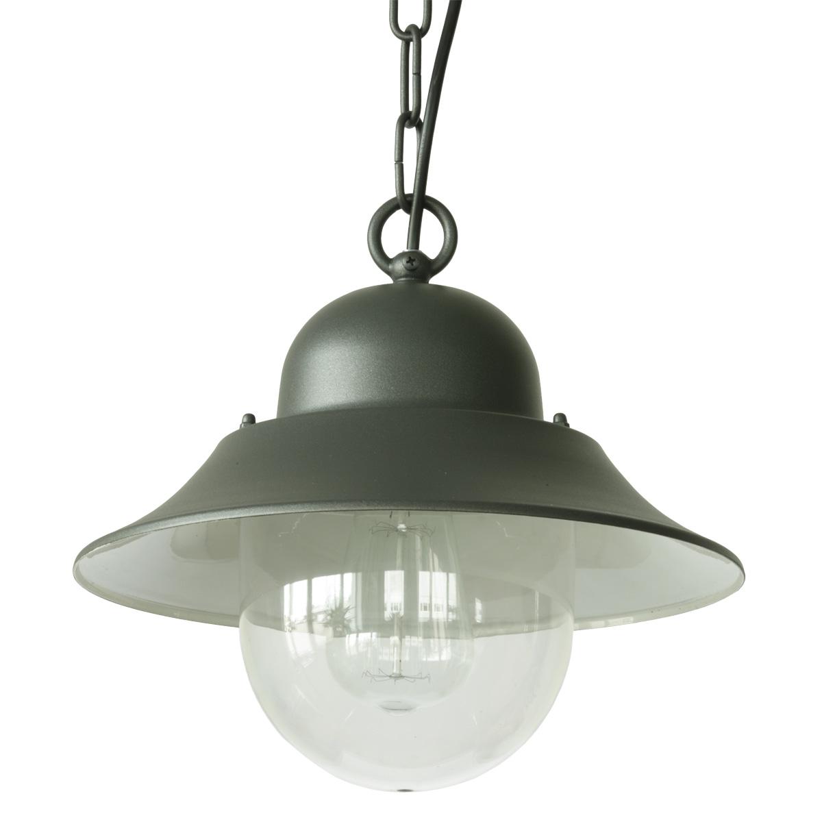 industrial style outdoor lighting. Image 1: Abbildung In Graphitgrau: Industriestil-Außenlampe Mit Kettenaufhängung. Industrial-Style Outdoor Light Industrial Style Lighting O