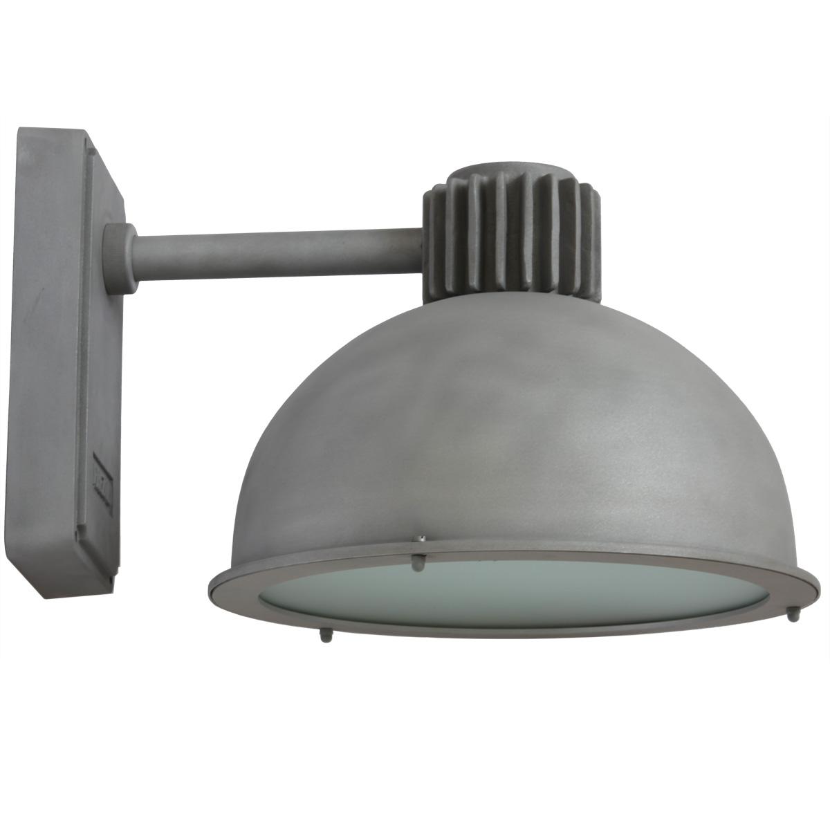 Industrial Style Outdoor Wall Lights : Industrial Style Aluminum Wall Light RAS - Terra Lumi
