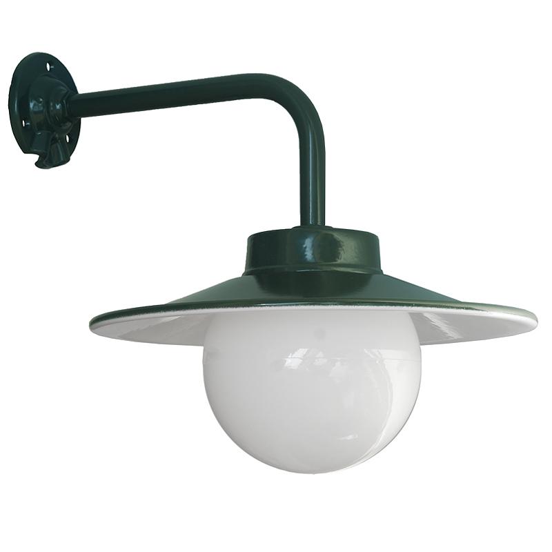 klassische au enlampe mit emailleschirm 38 25 kg terra lumi. Black Bedroom Furniture Sets. Home Design Ideas