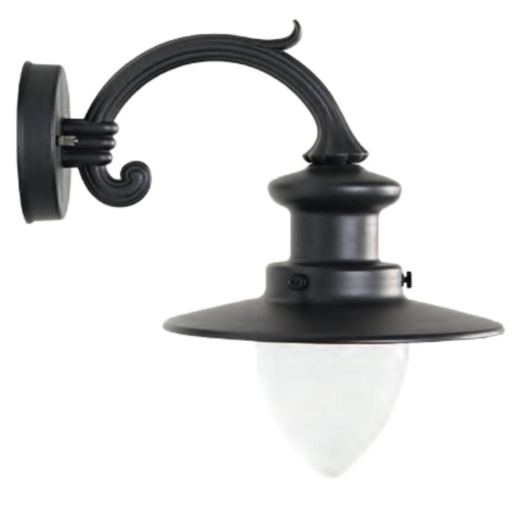 fabrik wandlampe f r au en mit echtglas terra lumi. Black Bedroom Furniture Sets. Home Design Ideas