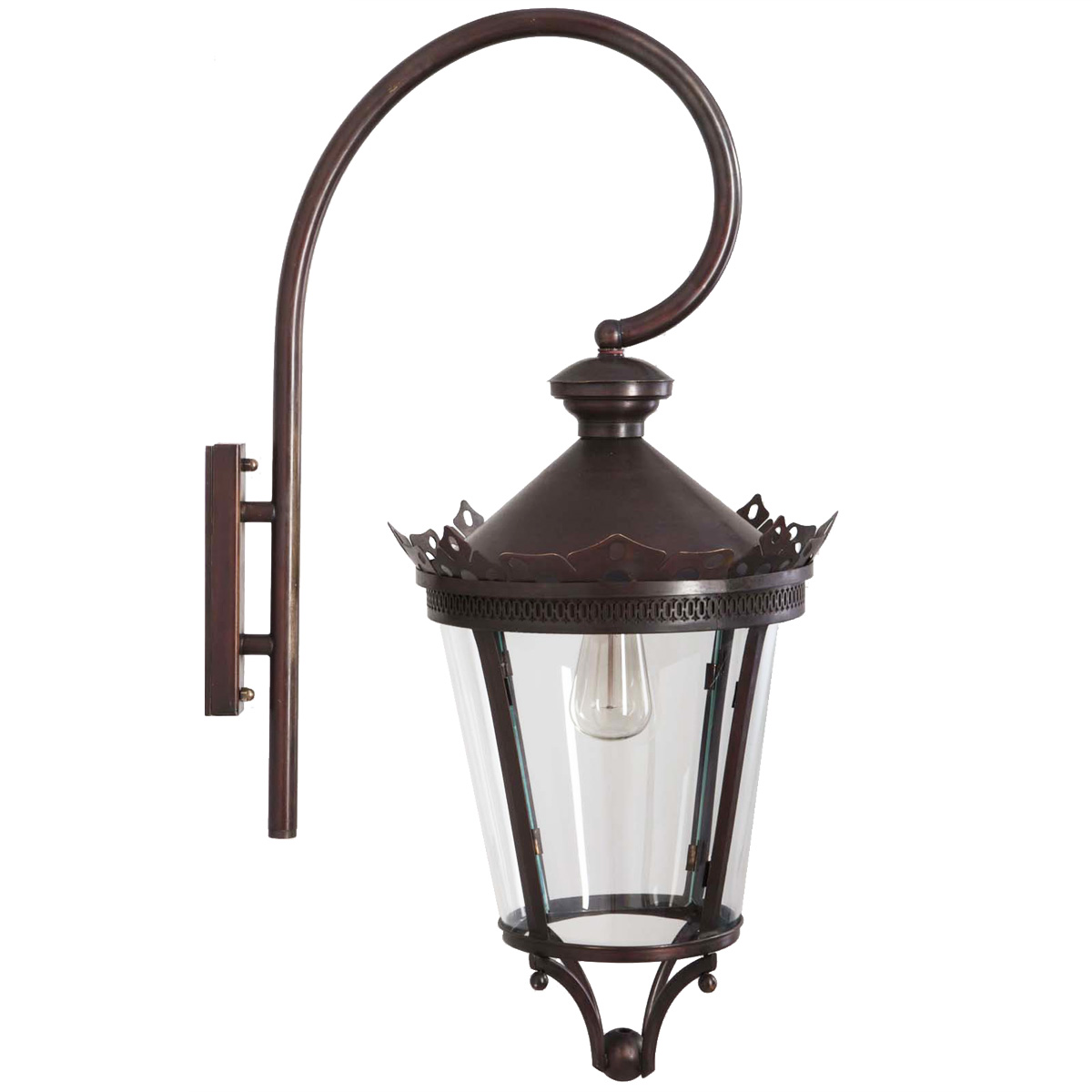 Royal French Outdoor Wall Lantern Line