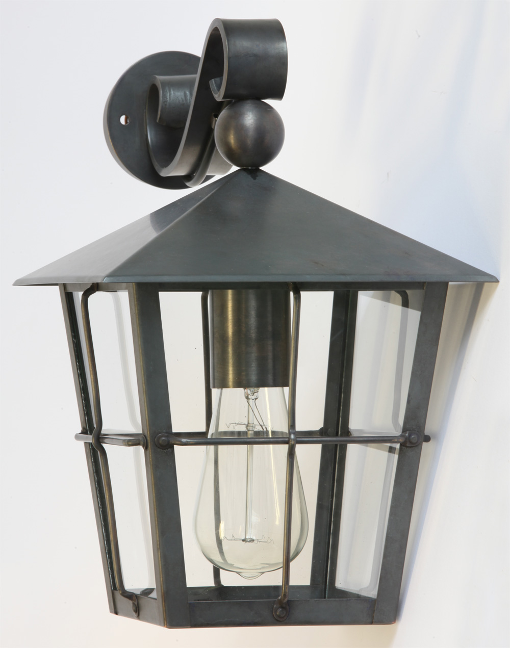 bayerische messing kupfer wandleuchte schliersee terra lumi. Black Bedroom Furniture Sets. Home Design Ideas