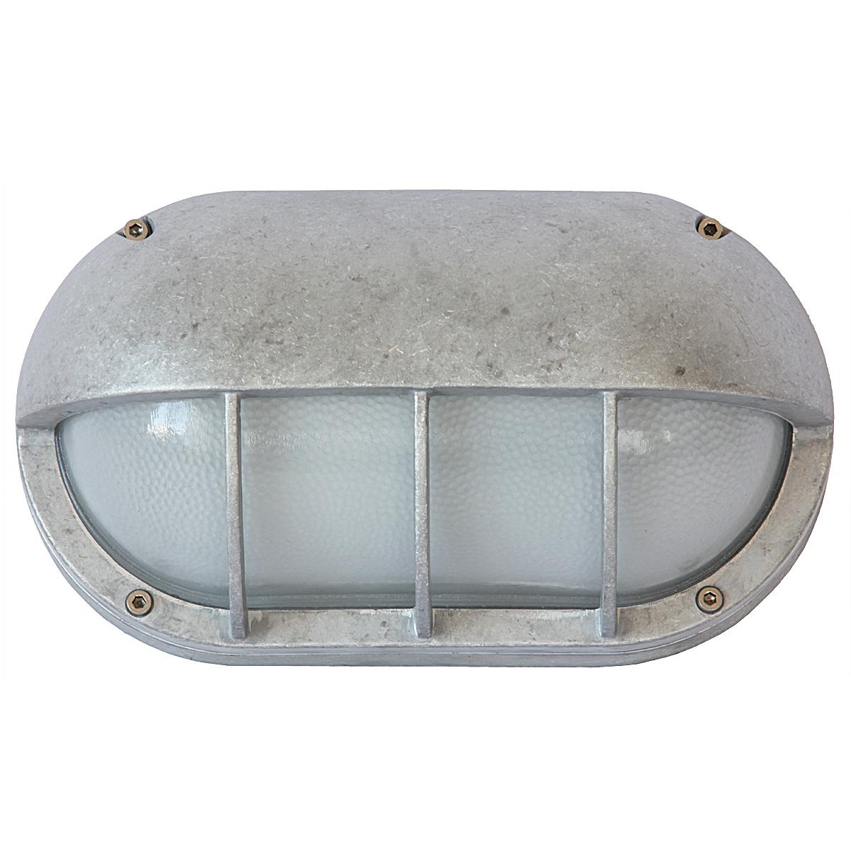 ovale aluminiumguss balkon lampe mit lidschild 8125 terra lumi. Black Bedroom Furniture Sets. Home Design Ideas