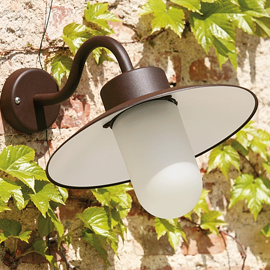 Light With Gooseneck Bracket Belcour