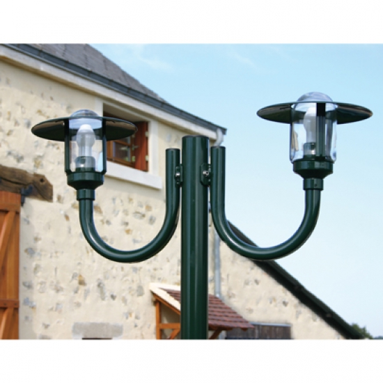 Porch Light Mounting Bracket: Outdoor Wall Light Newpark With Curved Bracket