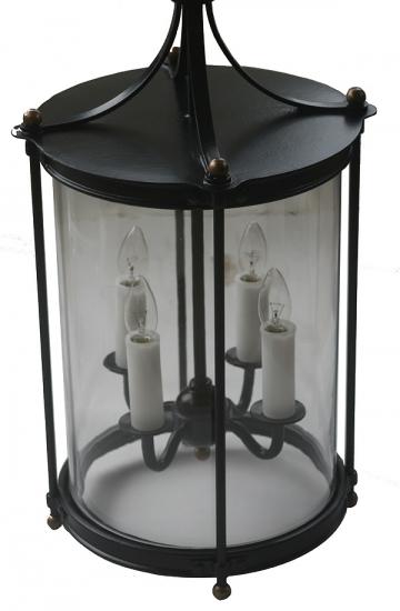 elegant handcrafted suspended luminaire hl 2428 a terra lumi. Black Bedroom Furniture Sets. Home Design Ideas