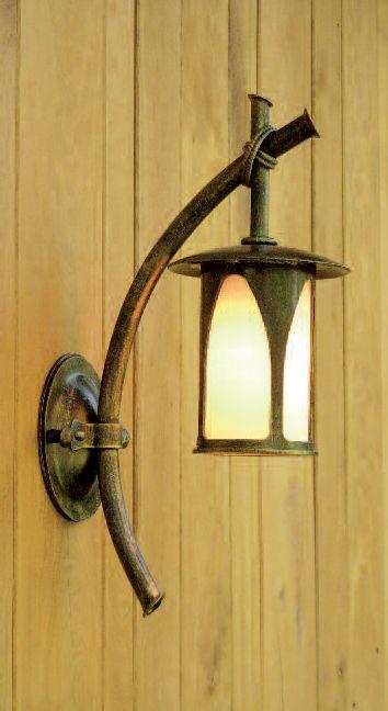 Japanese Style Outdoor Wall Lantern Wl 3492 Terra Lumi