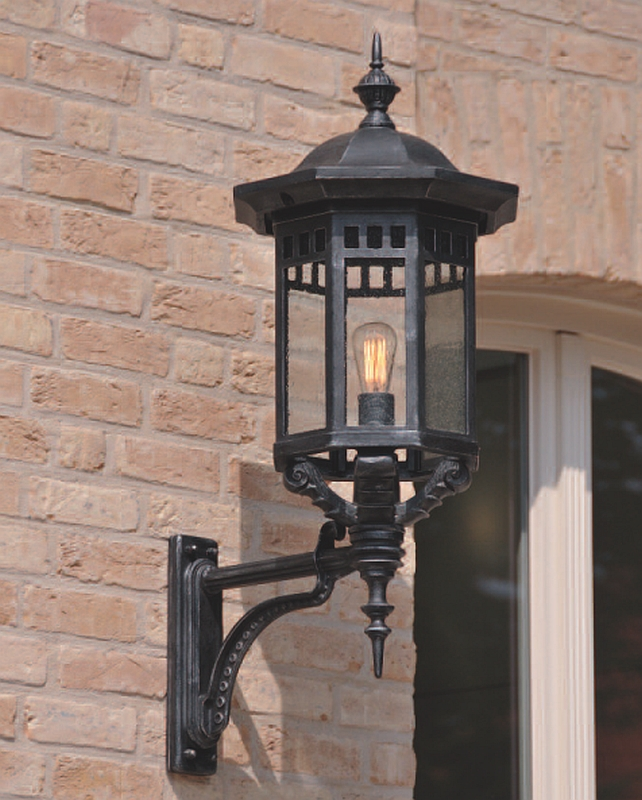 Hand Forged Wall Mount Light Wl 3564