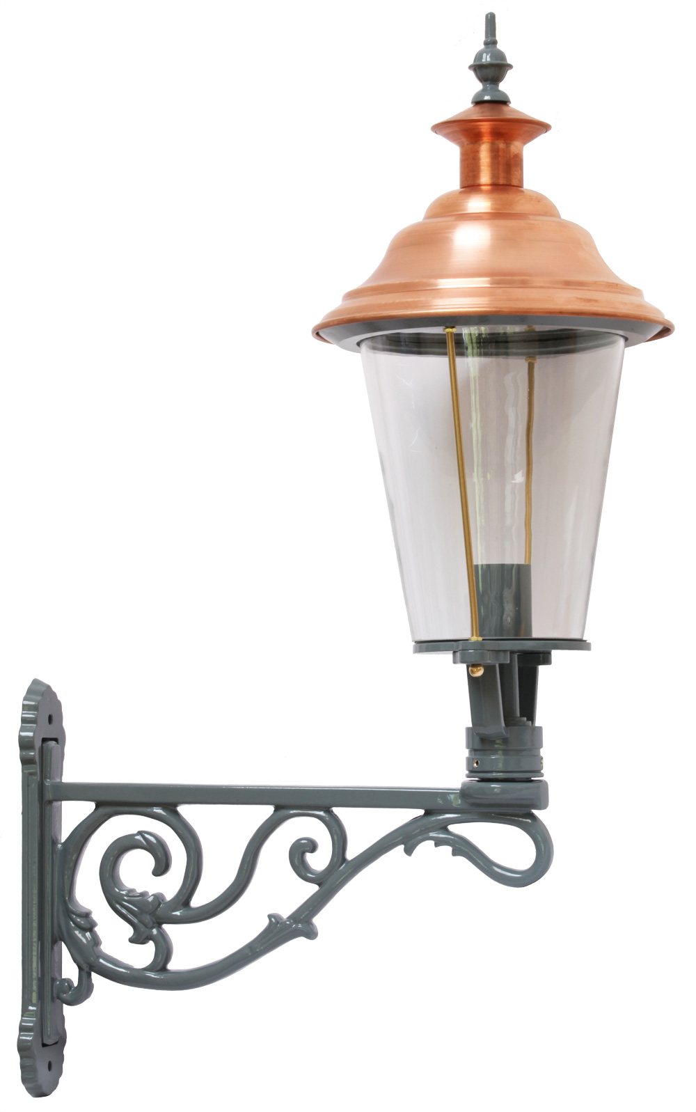 classic copper wall lantern terra lumi. Black Bedroom Furniture Sets. Home Design Ideas
