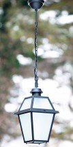 Traditional Italian Suspended Luminaire - Lantern 50310