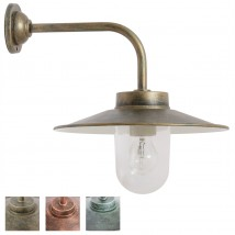 Classical Barn Lamp 38-90 in Antique Colors
